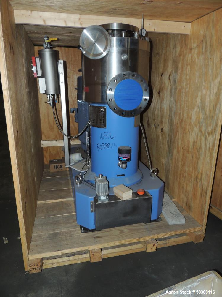 Unused- IKA Works Inline Colloid Mill, Model MK 2000/50