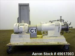 Used- Charlotte Colloid Mill, Model SD 5.