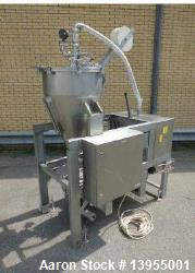 Used- Fryma Deaerator, Model VE-11, Stainless Steel.