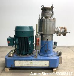 IKA Works 150hp MK 2000/50 Colloid Mill