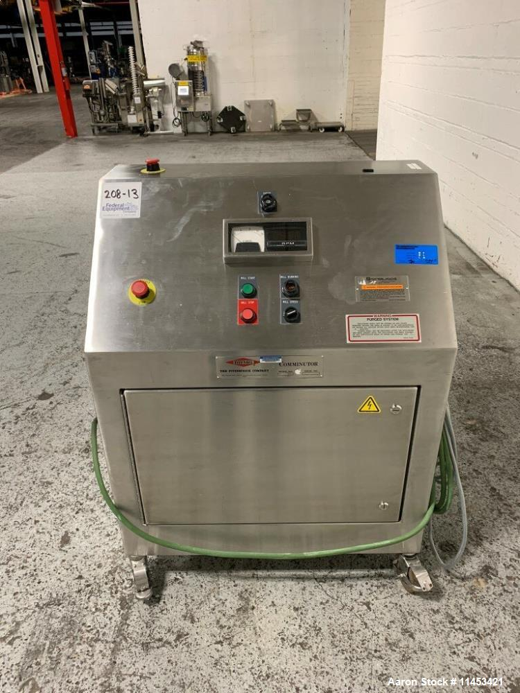 Used- M5A Fitzmill