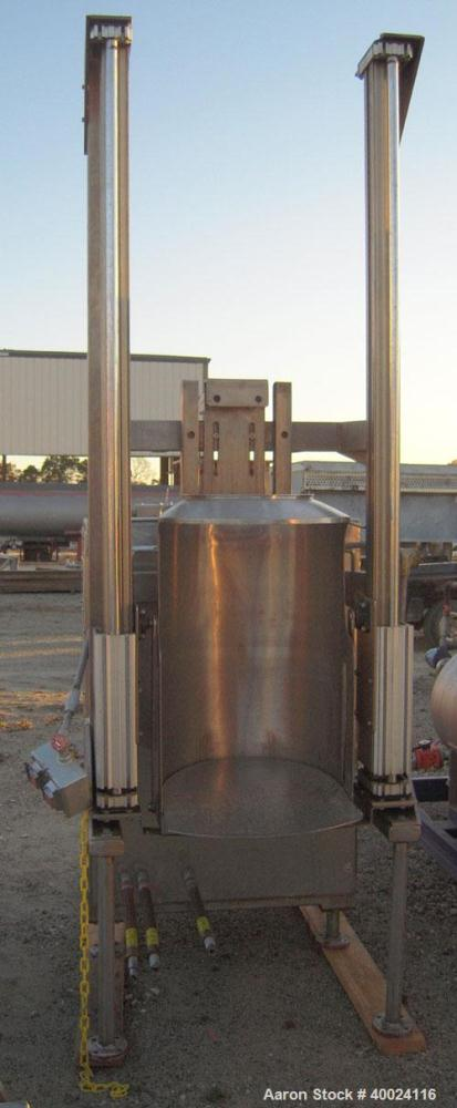 Used- Stainless Steel Fitzpatrick Fitzmill, Model DASO6