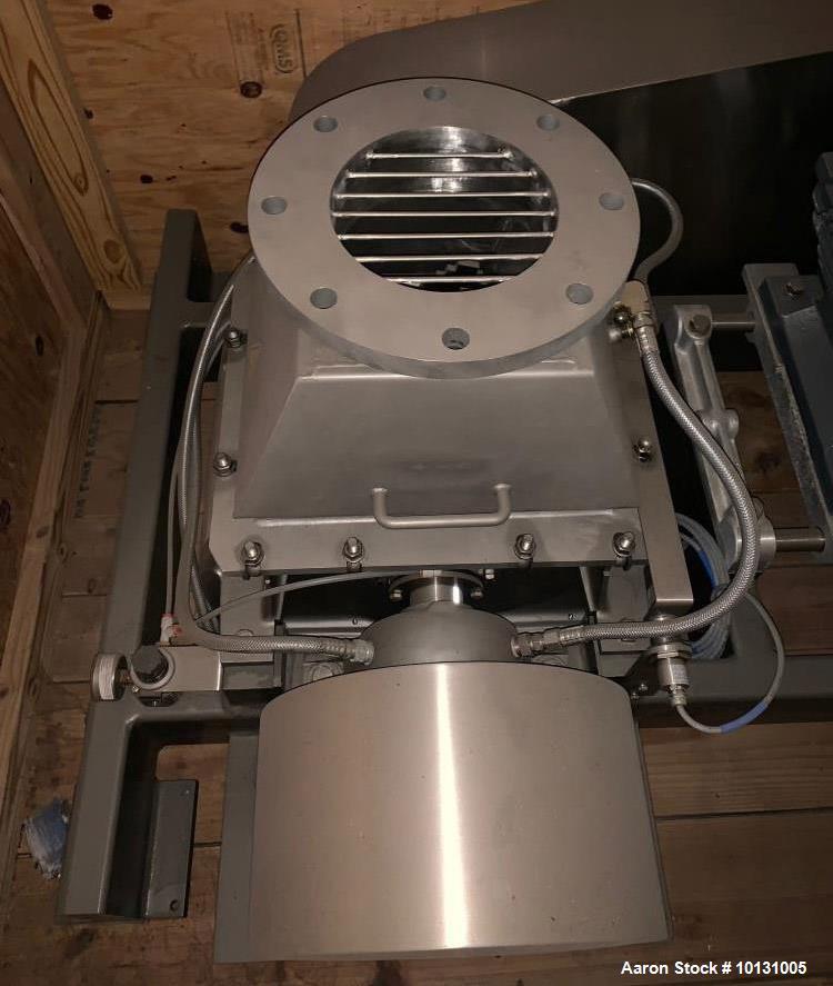 Unused - Fitzpatrick Fitzmill, Type WJ-SPV-FASO12-SSB