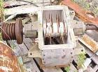 USED: Fitzmill model F pulverizer. 304 stainless steel body, 8