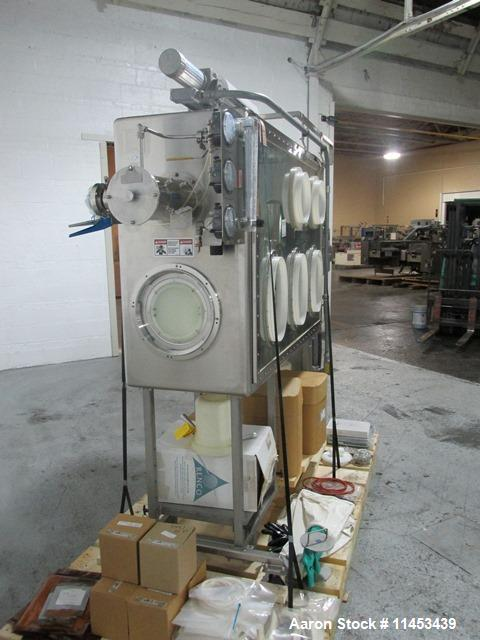 Used- Quadro Comil Mounted in Isolator