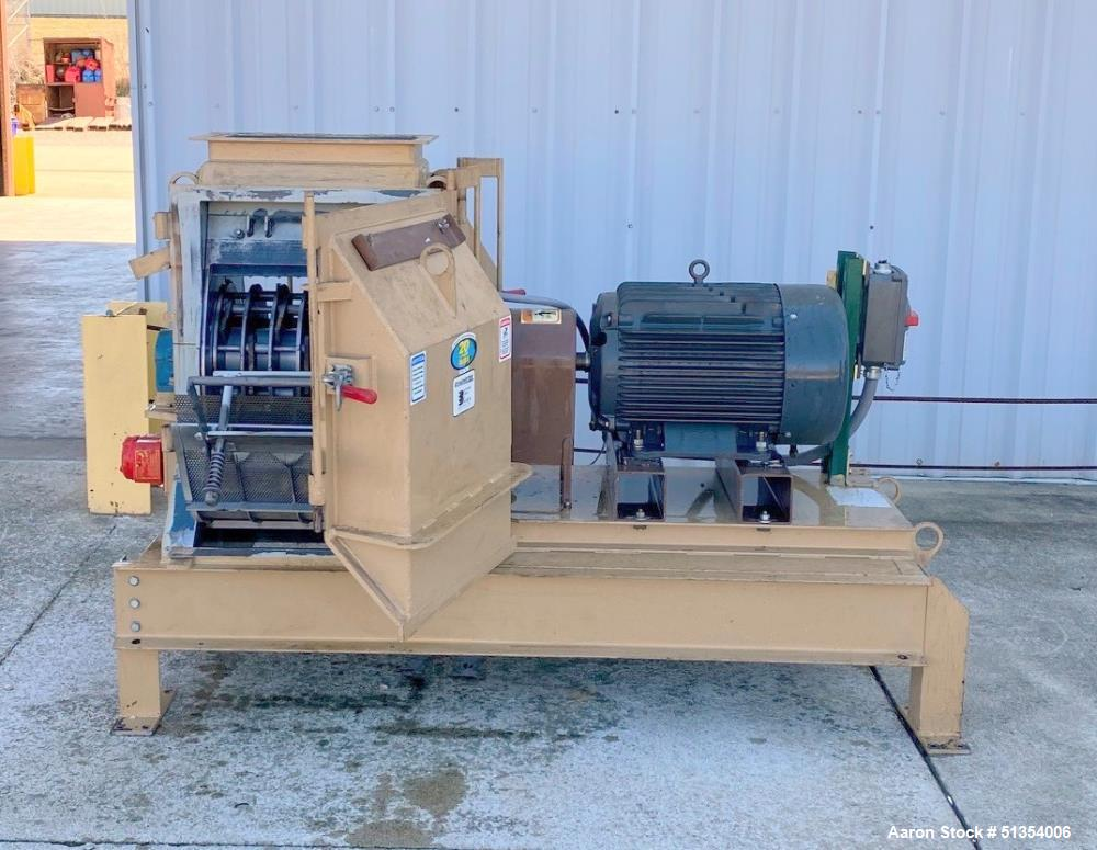 Used- Bliss Eliminator Hammer Mill
