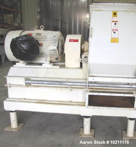 Used- Carbon Steel Carter Day Jacobson XLT Hammermill