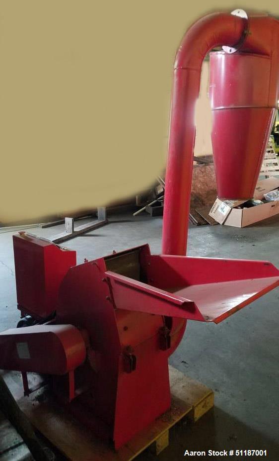 Used- Hammermill, Model CF420