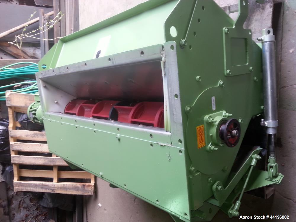 Used- Champion 48 x 38 Standard Hammer Mill