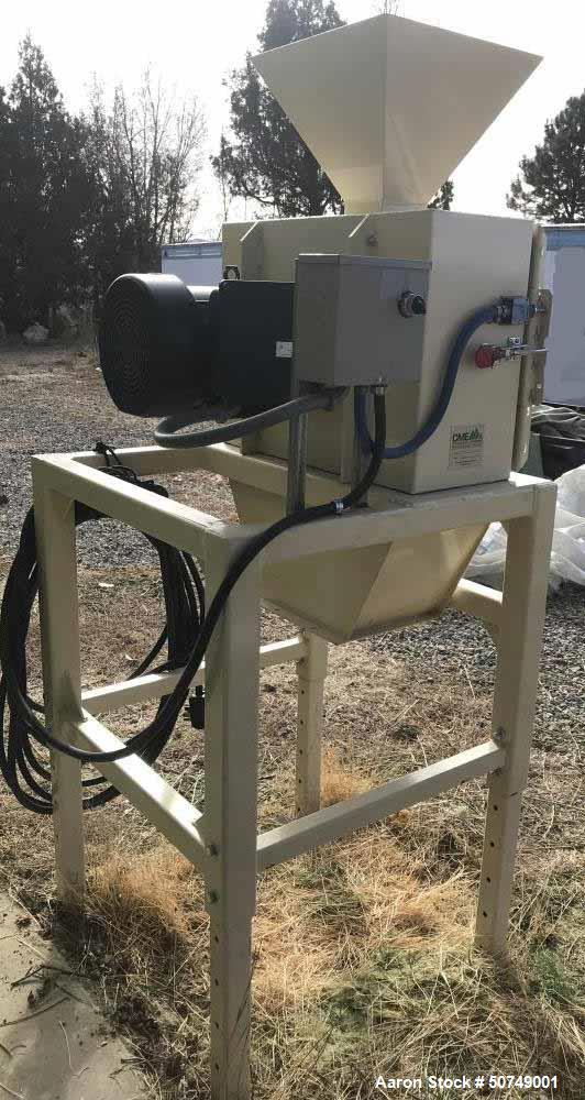 Used- Colorado Mill Equipment, Hammer Mill, Model ECO-HMS