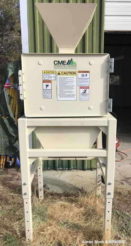 Used-Colorado Mill Equipment, Hammer Mill