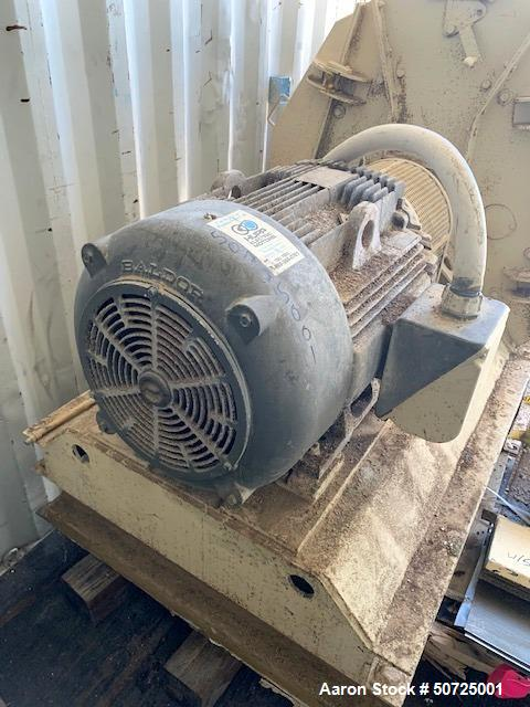 Used- Jacobson Machine Works Inc. Full Circle Hammermill, Model XLT-42326