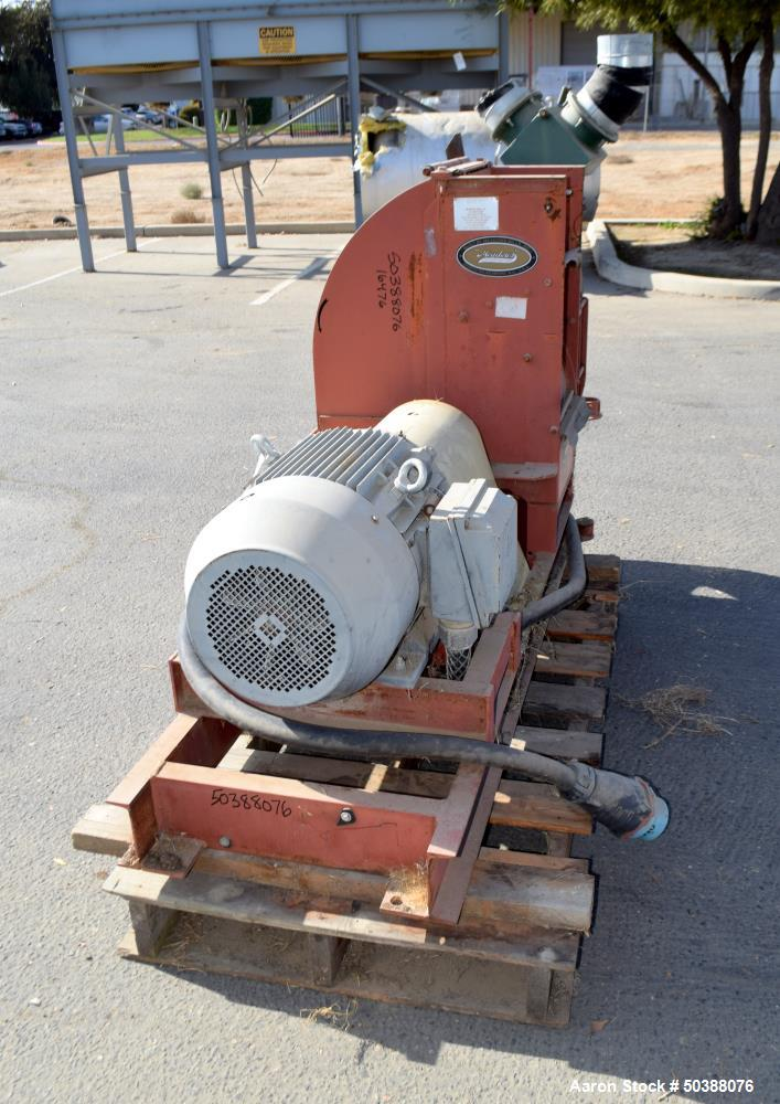 Used- Meadows Mills Hammermill, Model 35DF