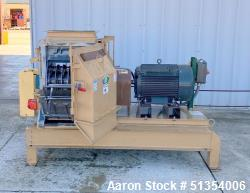 Used- Bliss Eliminator Model ER2220 Hammer Mill
