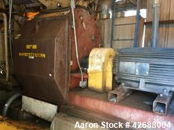 Used- Bliss Hammer Mill; Model IE-4436-TFA