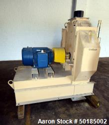 Used- Bliss Industries Eliminator Hammer Mill, Carbon Steel.
