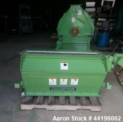 Used- Champion 48 x 38 Standard Hammer Mill