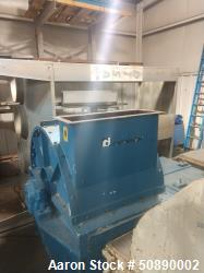 Used- Jacobson Hammermill, Model 4832 COM