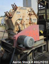 Used- Stedman Hammer Mill, Model GS24X2RAR.