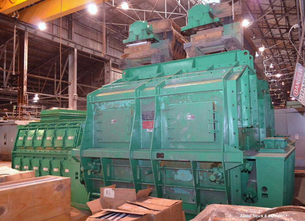 Unused- Never Installed. Pennsylvania Crusher Reversible Hammer Mill