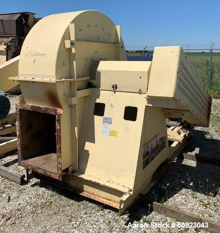 Used- Schutte-Buffalo-Astec Hammermill, Model AHM-20