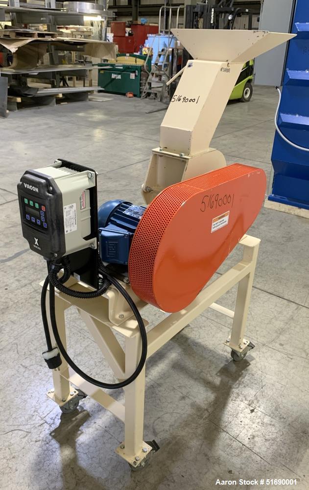Schutte Buffalo W Series Laboratory Scale Hammer Mill