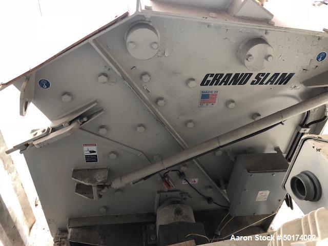 Used- Stedman Grand-Slam Impact Crusher, Model GS3030HC-X