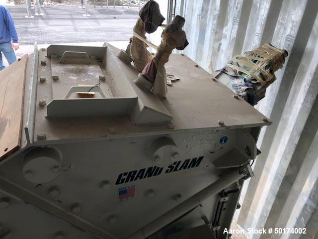 Used- Stedman Grand-Slam Impact Crusher