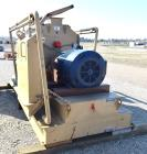 Used- Bliss Industries Dual Base Hammer Mill, Model EDMF-4840-TFADB