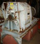 Used-60 HP Sprout Bauer Hammermill, Model 22183. Complete with 60 hp 364TS motor, 3560 rpm, 460 volt, TEFC Reliance Duty Mas...