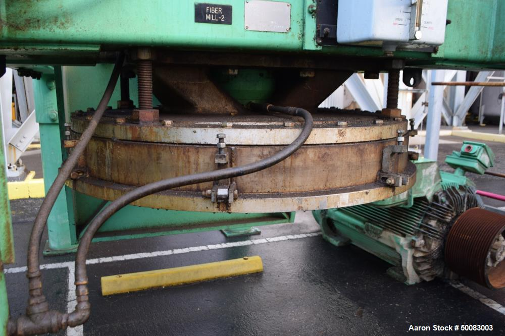 Used- Fluid Quip Horizontal Rotor Impact Mill, Model FQ-IM40H, Stainless Steel.