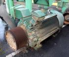 Used- Fluid Quip Horizontal Rotor Impact Mill, Model FQ-IM40H.