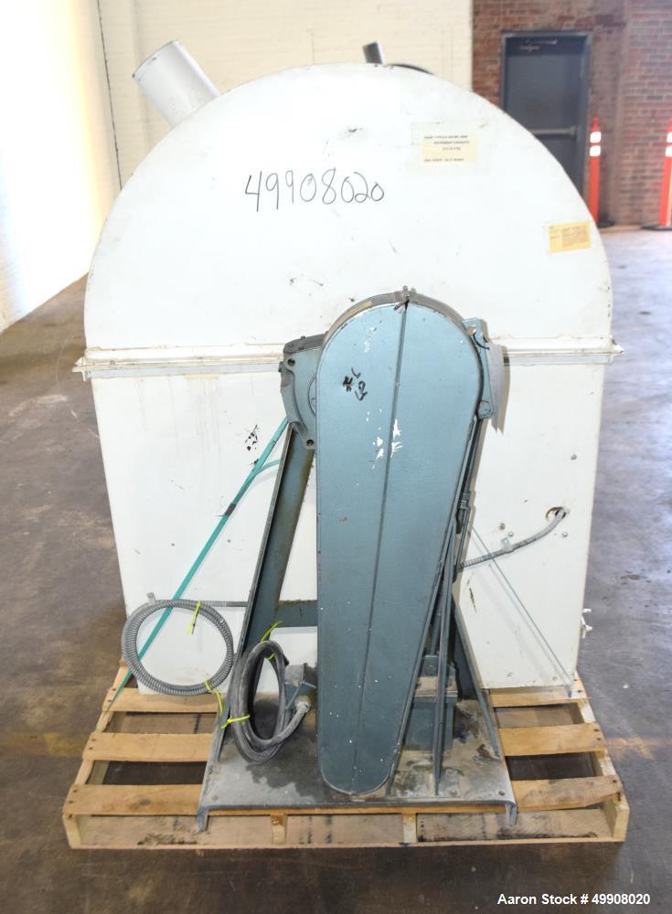 Used- Paul O Abbe Ceramic Ball Mill, Model 5A JM.