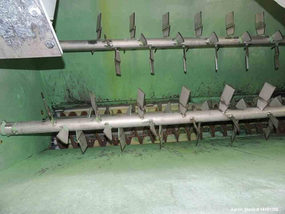 Used- Stainless Steel Lump Breaker