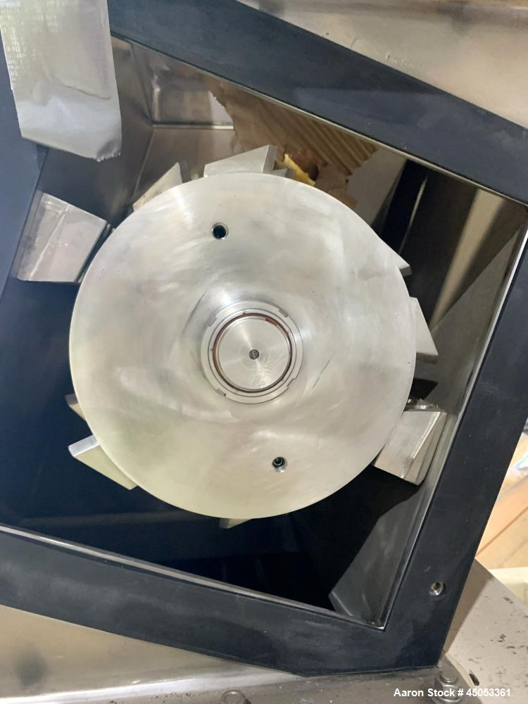 """Unused- Franklin Miller Delumper With IMI Industrial Magnetic, Model 1077S4. Feed opening 12"""" x 12"""". Rotor approximate 12"""" w..."""