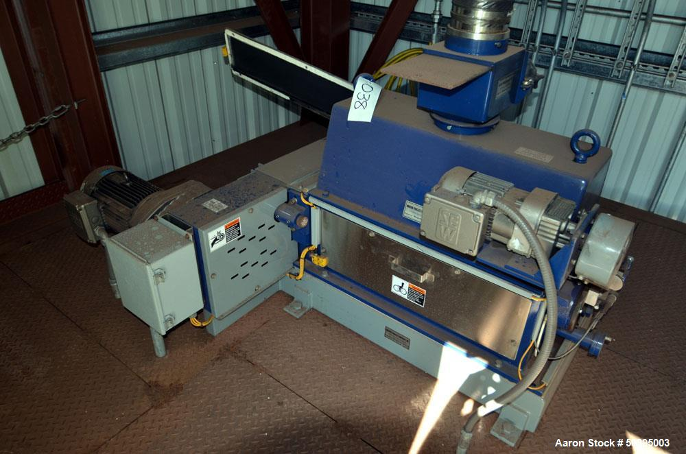 Used- Modern Process Gran-U-Lizer, Model IMD 8