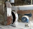 Used- Stedman Machine Company Micro Max 5400 Fine Grind Air Swept Mill.