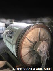 Used- Patterson Ball Mill, Model 65-4023.