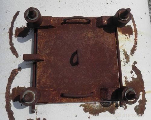 Used- Paul O Abbe Ball Mill, brick lined