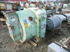 Used- CPM 2-Roll Pellet Mill with 2 hp varispeed stainless steel feeder.  15 Hp carbon steel paddle mixer.  3/8