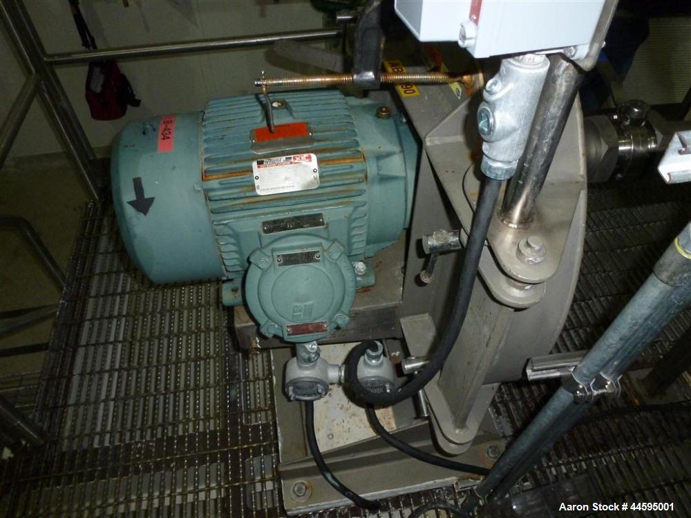 Used- Hosokawa Alpine Cryogenic Milling System, Model A250CW