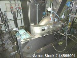 Used- Hosokawa Alpine Cryogenic Milling System, Model A250CW