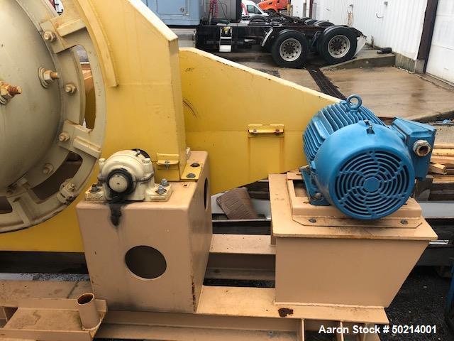 Used- Joy / Denver Manufacturing Rod Mill