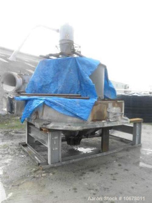 Used-Raymond Roller Mill, Model 66""