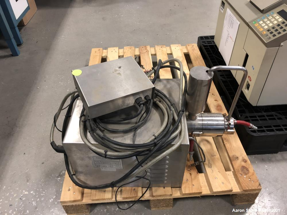 "Used- Eiger ""Mini' Motor Mill, Model M250"