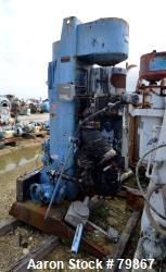 "Used: Chicago Boiler vertical ""Red Head"" sand mill, model 30P"