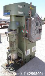 Used- Netzsch Vertical Media John Mill, Model RM-15 GL