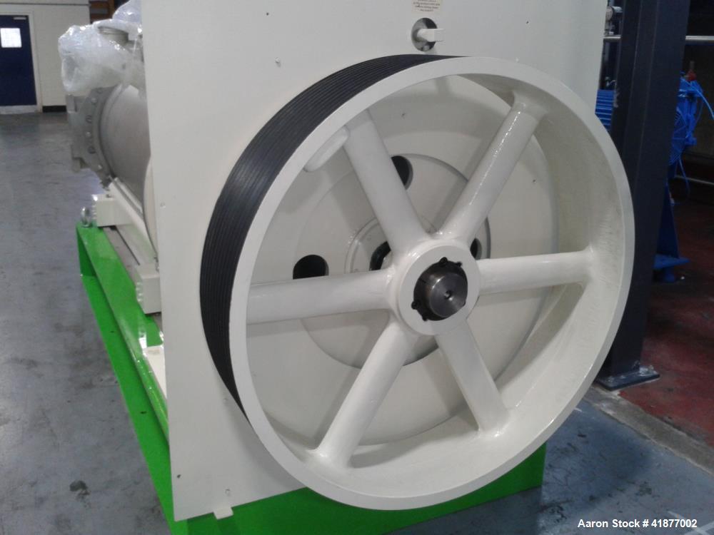 Used- Netzsch Model LME 1200 Horizontal Agitator Bead Mill