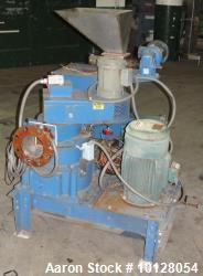 Used- Hosokawa/Mikro Mikro-10ACM-Pulverizer Air Classifying Mill (ACM)