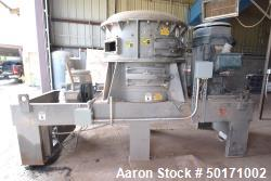 Used- Hosokawa Micron Powder Systems Air Classifying Mill, Model Mikro-ACM 300.